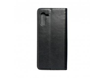 132137 3 pouzdro magnet flip wallet book samsung galaxy note 10 cerne