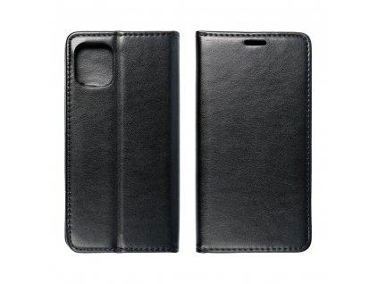 132137 pouzdro magnet flip wallet book samsung galaxy note 10 cerne