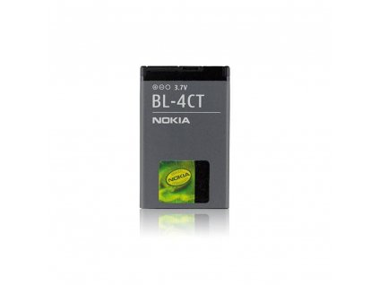 11506 1 originalni baterie nokia bl 4ct 6700s x3 00 860mah li ion bulk