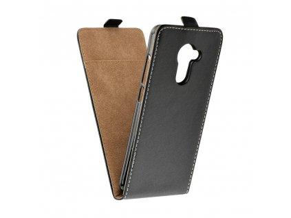 50760 forcell pouzdro slim flip flexi fresh pro vodafone smart platinum 7 cerne