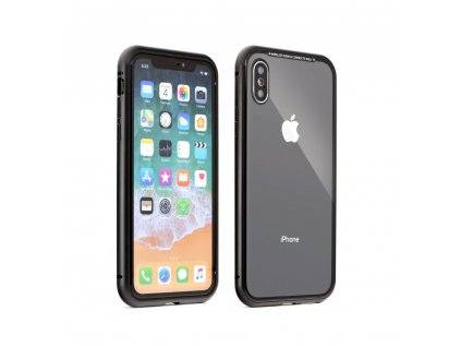 91191 pouzdro magneto apple iphone 7 plus 8 plus cerne