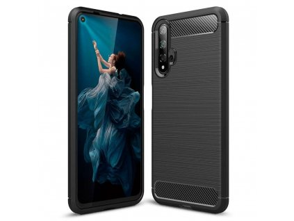 138836 1 pouzdro forcell carbon huawei honor 20 cerne