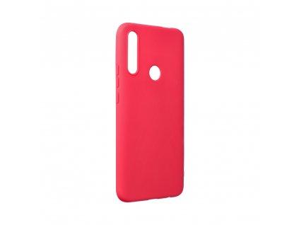 141722 3 pouzdro forcell soft huawei p smart z cervene
