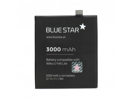 142184 baterie wiko wiko u feel lite 3000 mah li ion blue star