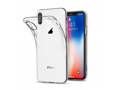146576 pouzdro clear case 2mm box apple iphone x xs transparentni