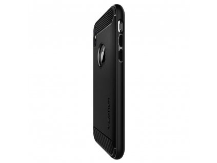 100626 spigen rugged armor apple iphone 6 6s cerne