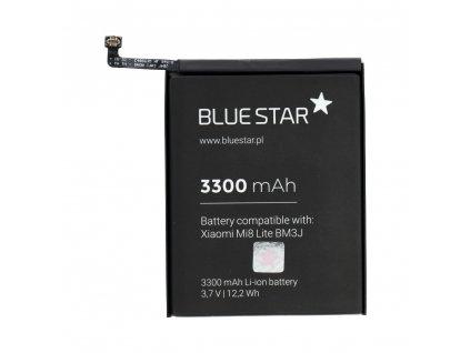 145040 2 baterie pro xiaomi mi8 lite bm3j 3300 mah li ion blue star