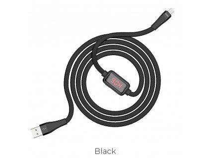 152099 hoco selected kabel usb timing lcd micro usb s4 cerny