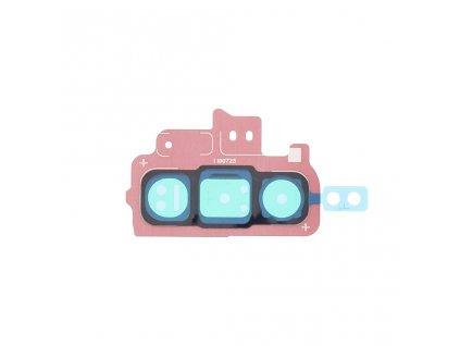 Original Samsung N970 Galaxy Note 10 Krytka kamery růžová