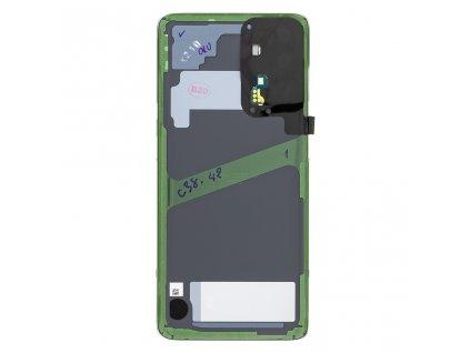 Original Samsung G980 Galaxy S20 Kryt baterie šedá