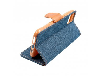 154925 3 pouzdro canvas mercury book samsung m21 navy blue