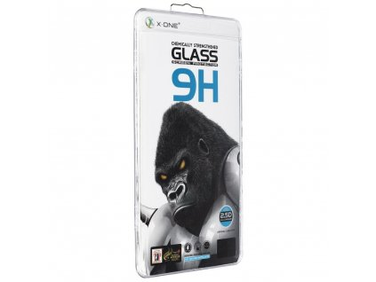 143291 3 ochranne tvrzene sklo x one full cover extra strong apple iphone 11 pro max full glue cerne