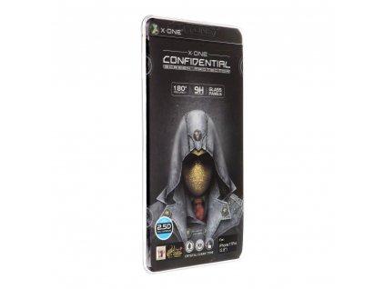 143312 3 ochranne tvrzene sklo x one full cover extra strong privacy apple iphone 11 pro full glue cerne