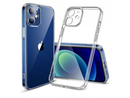 158552 3 forcell pouzdro back case ultra slim 0 5mm apple iphone 12 12 pro transparentni