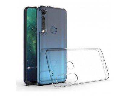 158588 forcell pouzdro back case ultra slim 0 5mm motorola g8 transparentni