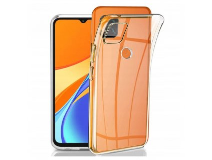 158537 forcell pouzdro back case ultra slim 0 5mm xiaomi redmi 9c transparentni