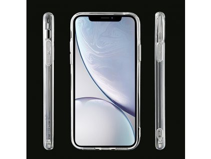 158696 2 pouzdro clear case 2mm box xiaomi redmi 9a transparentni