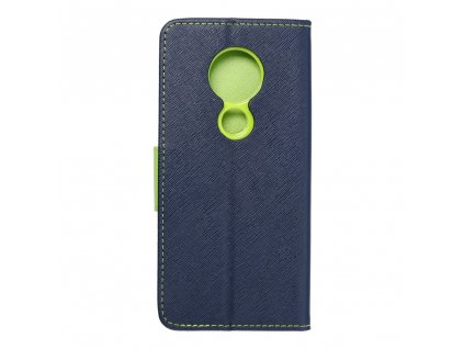 155555 2 pouzdro fancy book nokia 6 2 7 2 navy blue limonka