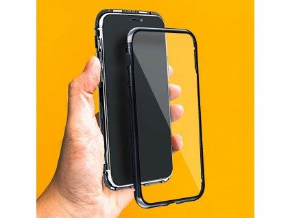 137834 3 pouzdro magneto 360 apple iphone 11 pro max 6 5 cerne