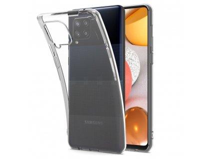 163424 pouzdro back case ultra slim 0 5mm samsung galaxy a42 5g transparentni