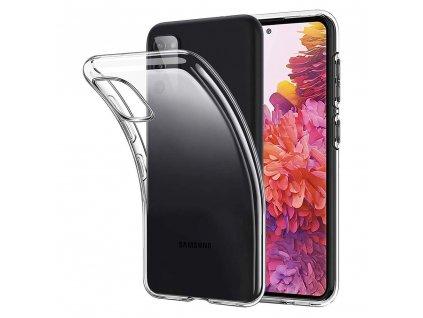 163412 pouzdro back case ultra slim 0 5mm samsung galaxy s20 fe transparentni