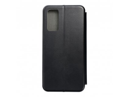 163010 3 pouzdro forcell book elegance samsung galaxy s20 fe cerne