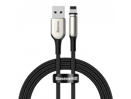 164099 baseus kabel usb magneticky zinc micro 1 5a 2 metry cerveny camxc b09