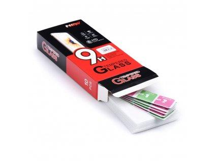 167954 ochranne tvrzene sklo set 10ks apple iphone 12 mini