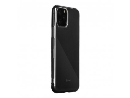 160076 3 pouzdro roar transparent tpu case apple iphone 12 mini transparentni