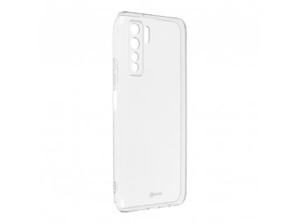 164624 3 pouzdro roar transparent tpu case huawei p40 lite 5g transparentni