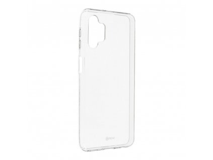 169883 pouzdro roar transparent tpu case samsung galaxy a32 5g transparentni