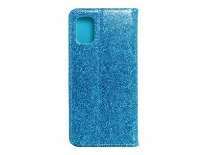 168698 3 pouzdro forcell shining book samsung galaxy m51 modre