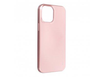 162740 3 pouzdro i jelly mercury goospery apple iphone 12 pro max zlate ruzove