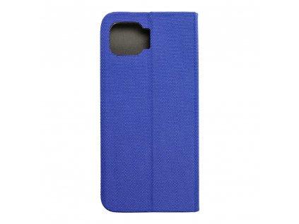 171827 pouzdro forcell sensitive book motorola moto g 5g plus modre