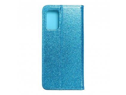 172325 3 pouzdro forcell shining book xiaomi redmi 9t modre