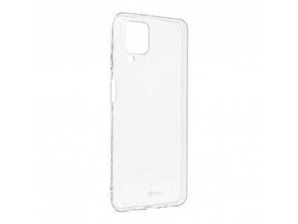 169913 1 pouzdro roar transparent tpu case samsung galaxy a12 transparentni