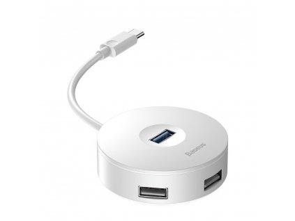175869 3 baseus hub adapter typ c na usb3 0 3x usb2 0 do macbook pc bila cahub g02