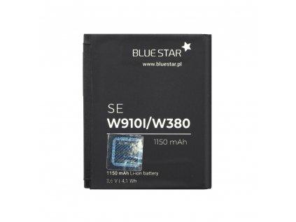 655 baterie blue star sony ericsson w910i w380 w20 zylo 1150mah nahrada za bst 39