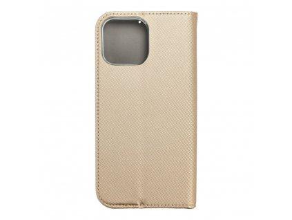 183771 1 pouzdro smart case book apple iphone 13 pro max zlate