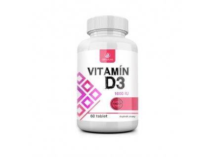 allnature vitamin d3 60 tbl