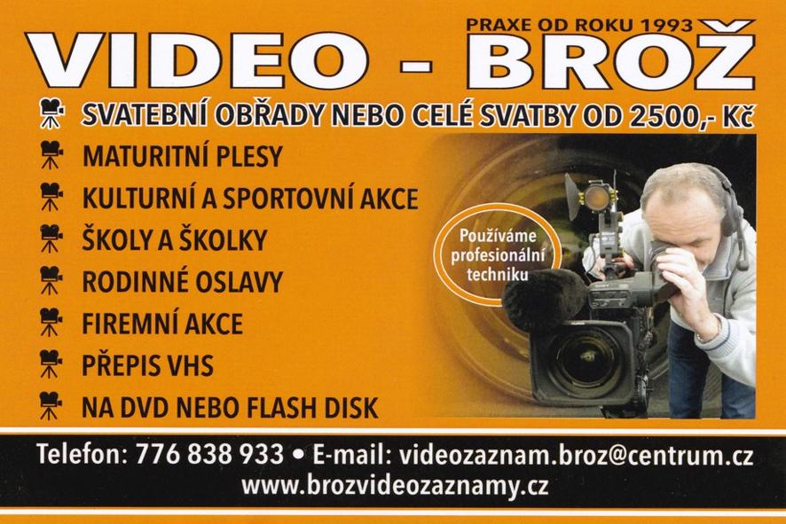 video brož