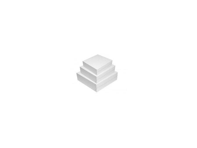 Dortová krabice 18 x 18 cm