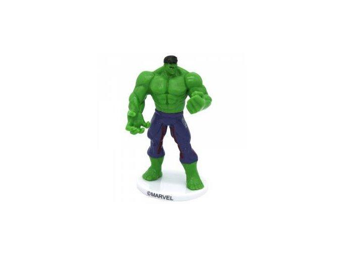 Hulk 9 cm - nejedlá dekorace