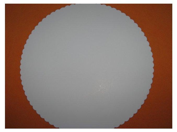 Papírová podložka karton/ 5ksV