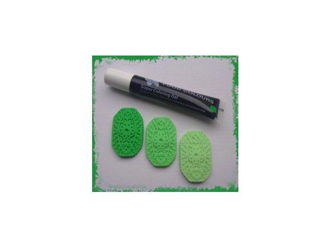 Zelená - Food Colours tuba 20g