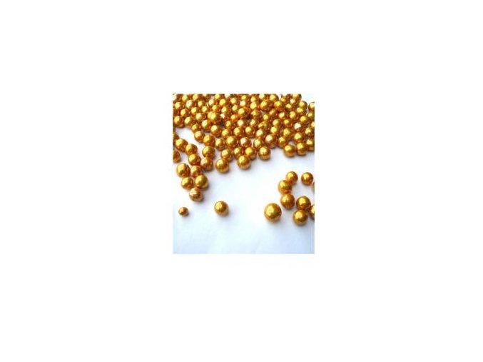 Kuličky zlaté