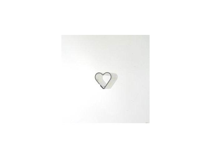Srdíčko mini - kov