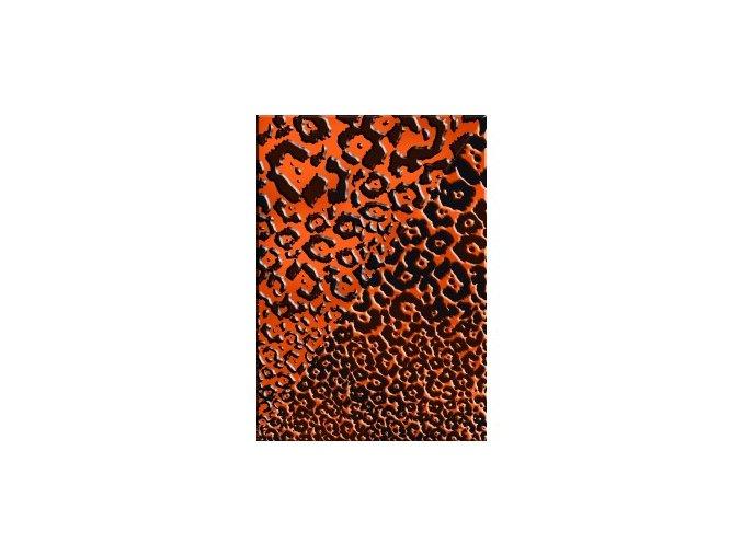 Textura - leopardí kůže