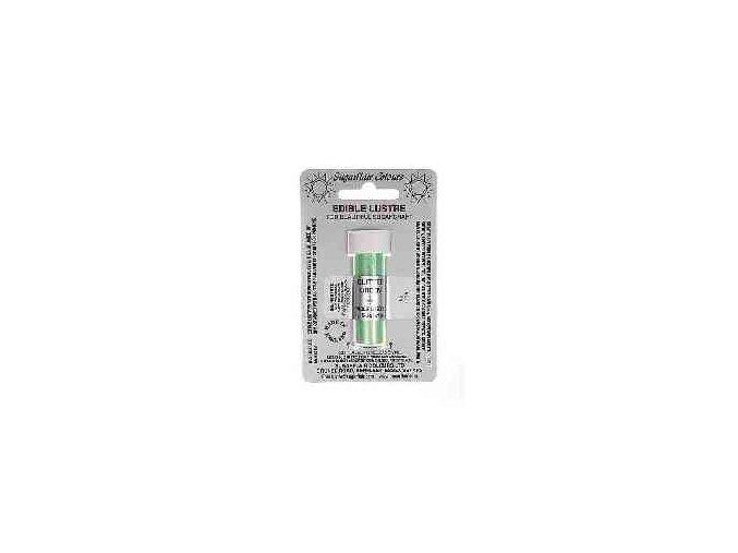 Glitter Green - prachová