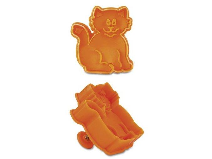 Kočka - plast